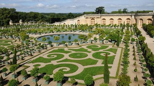 הגנים של ארמון ורסאי (צילום: shutterstock)