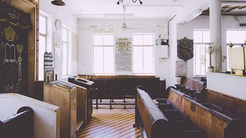 בית הכנסת באיגר 23. צילום: יולי גורודינסקי