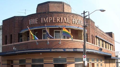 מועדון אימפריאל הוטל (צילום: טיים אאוט)