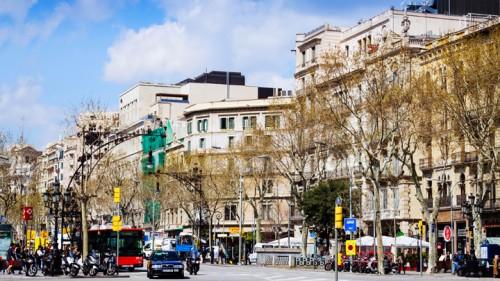 שכונת גראסיה בברצלונה