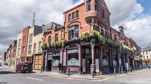 שכונת סטוניבאטר בדבלין