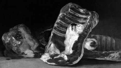 """תמונה של גויה מתוך """"תמונות של בשר"""""""