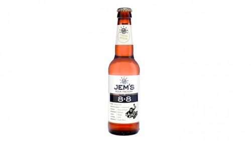 """בירה ג'מס. צילום: יח""""צ"""