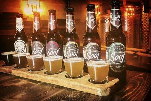 בירה סוף (צילום: באדיבות מבשלת סוף)