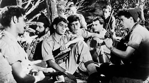 """מתוך """"גבעה 24 אינה עונה"""" (1955)"""