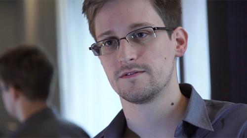 איש מבוקש מאוד. אדוארד סנודן. צילום: Getty Images