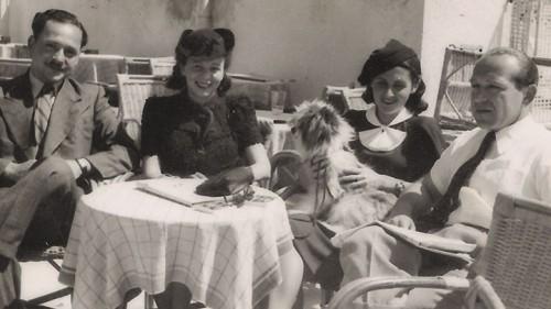 תל אביב בשנות החמישים