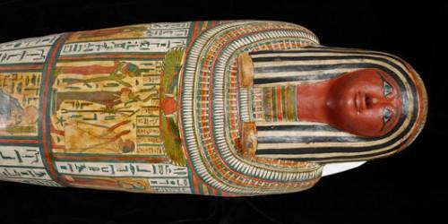 ארונו של פדיאמנטצילום: המוזיאון הבריטי