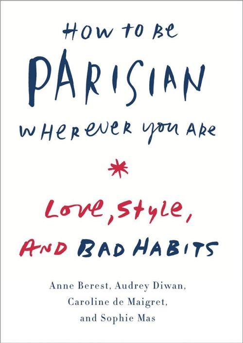 הספר How to be Parisian