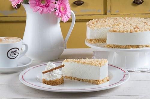 קלאסית. עוגת גבינה של לנדוור. צילום: אנטולי מיכאלוב