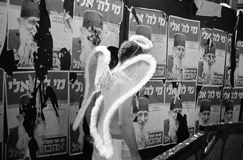 ירושלים 2001. צילום: אלכס ליבק