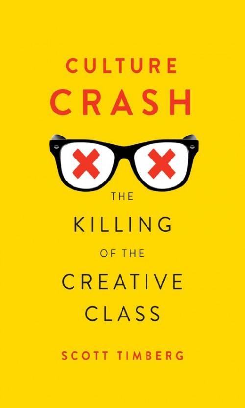 כריכת הספר Culture crash