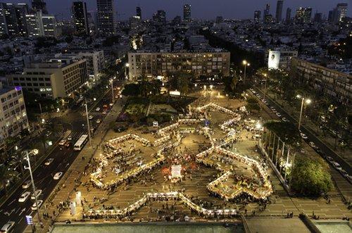 שבוע הספר 2015 בתל אביב. (צילום: יולי גורודינסקי)