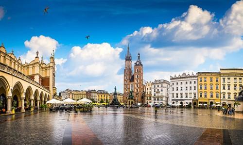 קרקוב, העיר העתיקה. צילום: Shutterstock