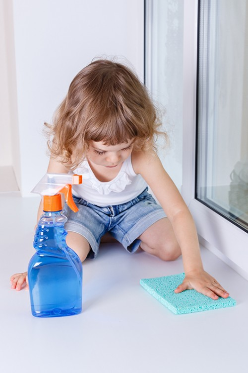 כשהבית נקי הוא מותק. צילום: Shutterstock