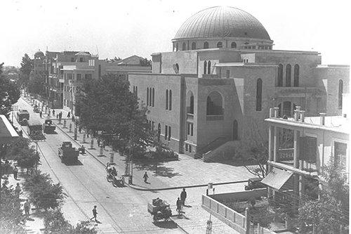 בית הכנסת הגדול דווקא לא ברשימה