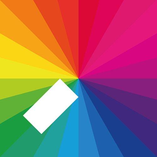 """עטיפת האלבום """"In Colour"""" של ג'יימי XX"""