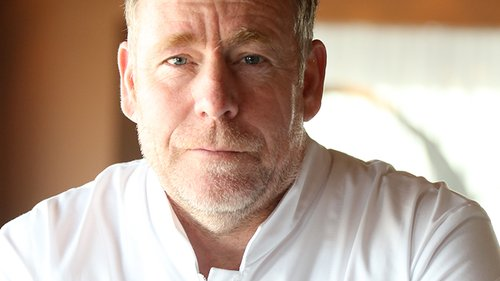 רון בלאו במסעדת רון גסטרובר