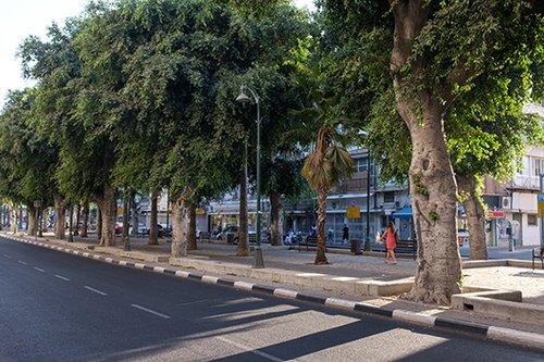 שדרות ירושלים (צילום: יולי גורודינסקי)