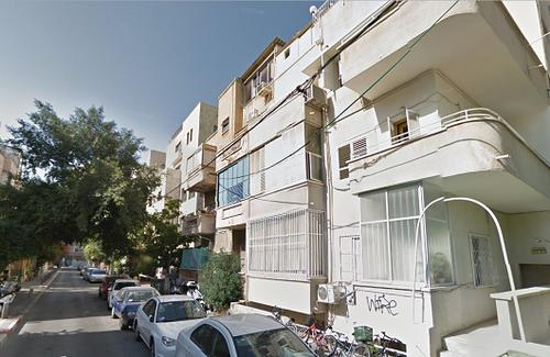 דירת גג מאולתרת. רחוב חברון. צילום: גוגל סטריט וויו