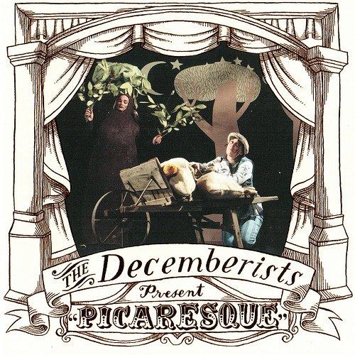 """""""עילי, ילד מריצה"""". The Decemberists – Picaresque"""