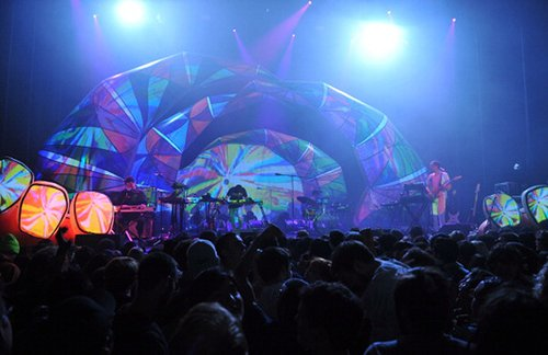 Animal Collective. צילום: Gettyimages