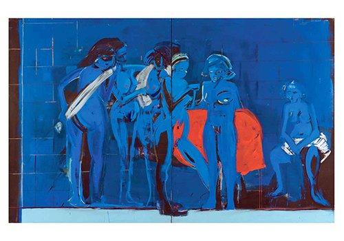 דימוי מתוך ספר האמן של יוני גולד