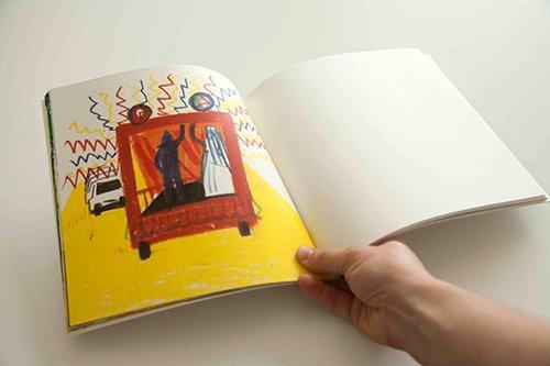 דימוי מתוך ספר האמן של נטליה זורבוב