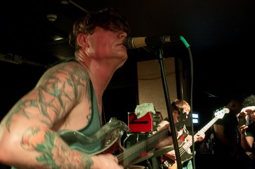 Thee Oh Sees. צילום: Flickr