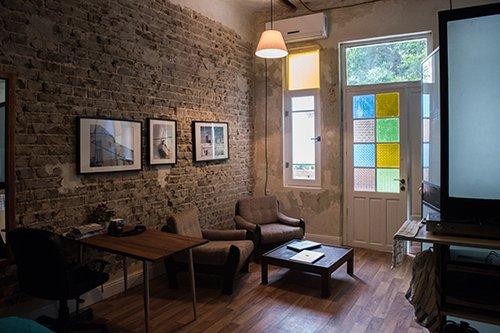 """לא בתמונה: סכו""""ם. דירה שעיצב גיא דניאל לוי (צילום: נמרוד סונדרס)"""