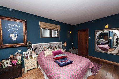 הדירה של ליה שפייזר חדד וגיא חדד. צילום: איליה מלניקוב