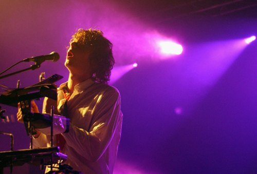 Mystery Jets. צילום: Gettyimages