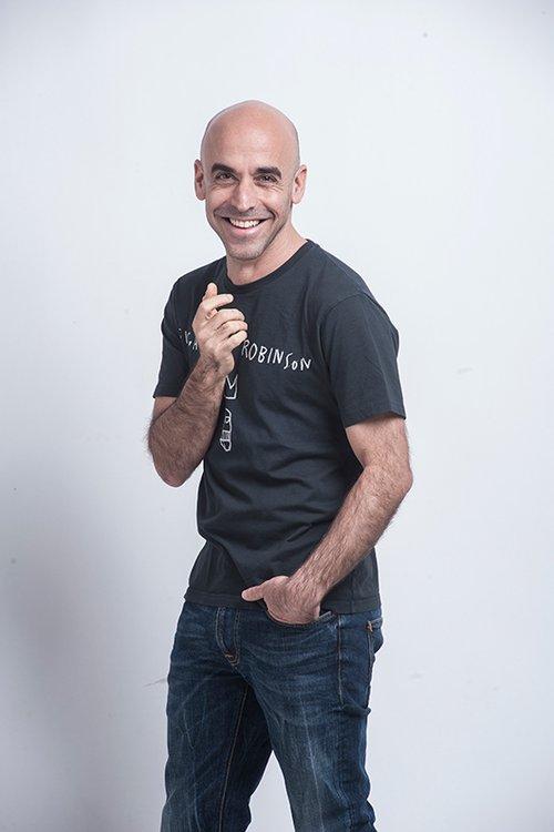 אסף הראל (צילום: איליה מלניקוב)