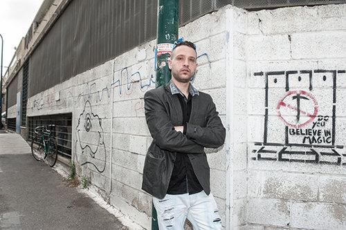 אסף רותם (צילום: איליה מלניקוב)