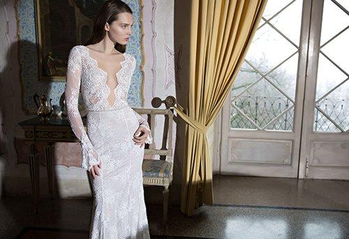 """שמלות כלה של אלון ליבנה החל מ-3,000 ש""""ח. צילום: דודי חסון"""