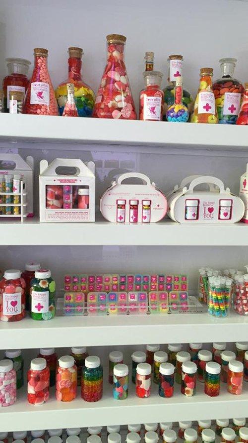 בית מרקחת לממתקים. צילום: עמוד הפייסבוק של בית מרקחת לממתקים
