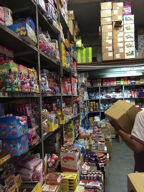 ינר מרכז ממתקים. צילום: נועה רוזין