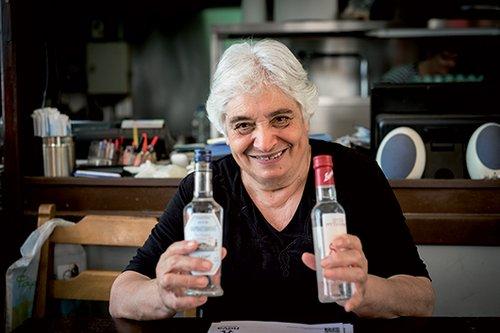 מתוך הספר ״גרקו – מטבח יווני״ ( צילום: דן פרץ)