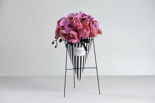 """סידור פרחים של פלאוור לאב, 380 ש""""ח"""