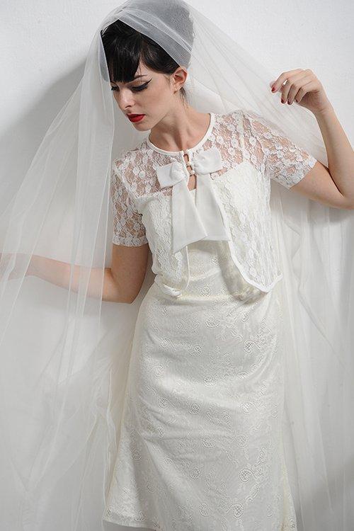 """שמלות לבנות של נעמה בצלאל החל מ-199 ש""""ח. צילום: איתן טל"""