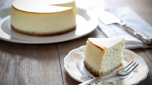 עוגת גבינה של קופי בר. צילום: עידית בן עוליאל