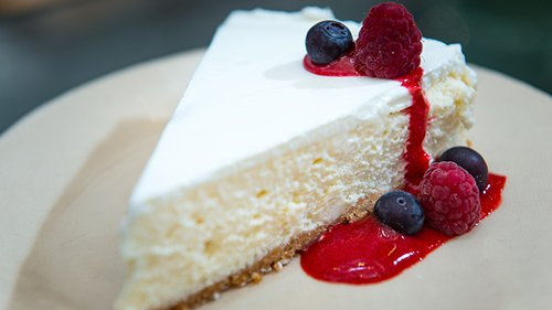 עוגת גבינה של קלארו. צילום: ירון ברנר