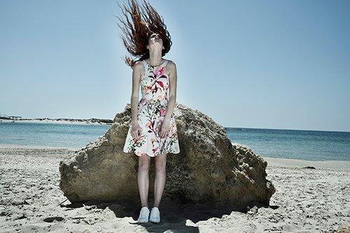 """שמלות קוקטייל של פיו פיו החל מ-100 ש""""ח (צילום: איתן טל)"""