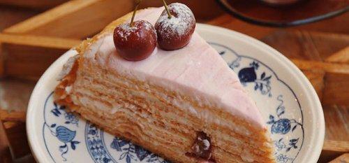 עוגת קרפ גבינה סטייל געצל. צילום: אנה סמנובה