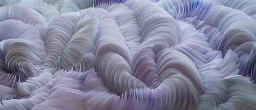 """מתוך התערוכה """"סירנה"""" של להלי פרילינג (צילום: שרון פדידה)"""