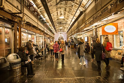 Chelsea Market. Photo by: Getty Images