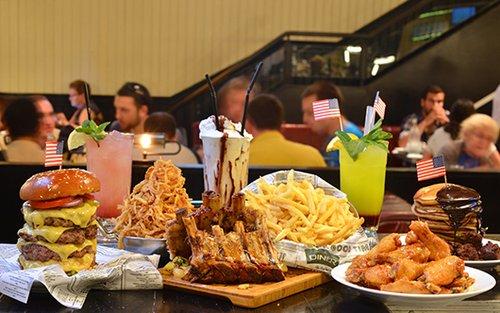 The Diner, photo courtesy of PR