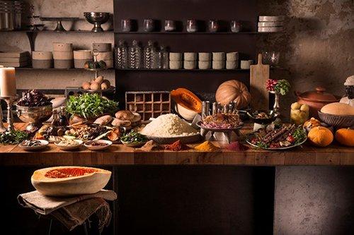 ממטבחו של רן שמואלי – הערב המרוקאי (צילום: אפיק גבאי)