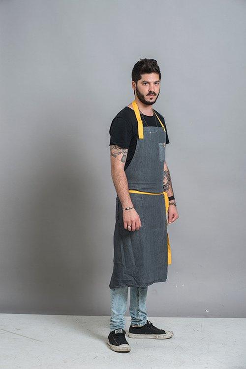 השף דן יושע, צילום: איליה מלניקוב