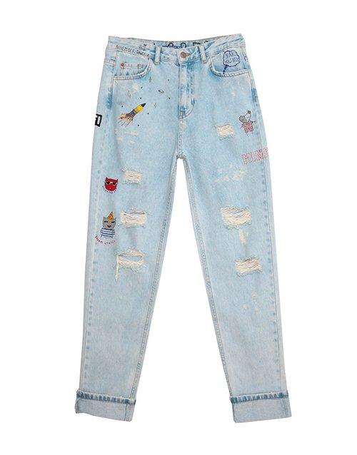 "ג'ינס של פול אנד בר. צילום: יח""צ חו""ל"